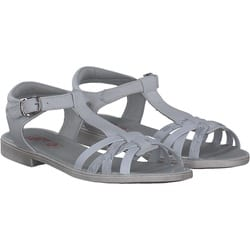 Lepi - Sandale in Weiß