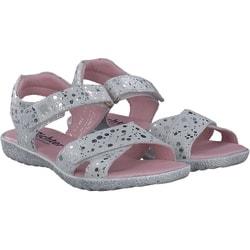Richter - Sandale in Silber