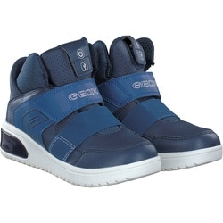 Geox - J XLED B. A - GEOBUCK TEXT in blau
