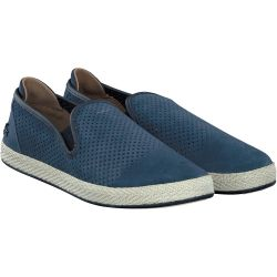 Lacoste - Tombre Slip On in Blau