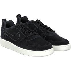 Nike - Court Borough in Schwarz