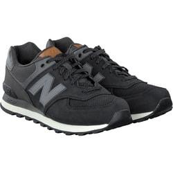 New Balance - 574 in schwarz