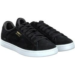 Puma - Court Star in schwarz