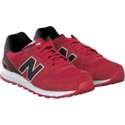New Balance - 574 in Rot