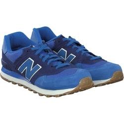New Balance - 574 in Blau