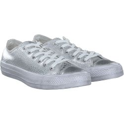 Converse - Chuck Taylor A. S. in Silber