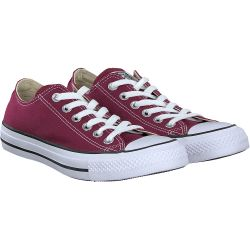 Converse - CHUCK LOW in Bordeaux