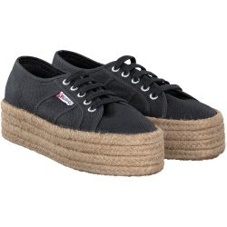 Superga - 2790 in schwarz