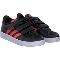 Adidas - VL Court 2.0 CMF in Grau