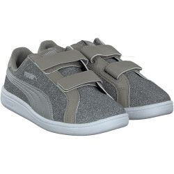 Puma - Smash glitz in Silber