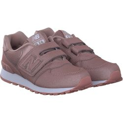 New Balance - YV 574 in rosa