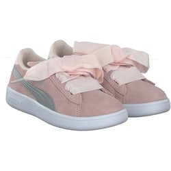 Puma - Smash v2 Ribbon in Rosa
