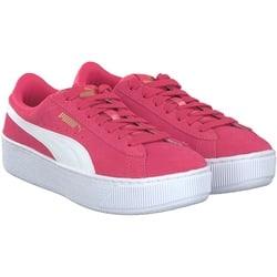 Puma - Vikky Platform Jr. in Pink