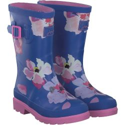 Joules - Welly Print in Blau
