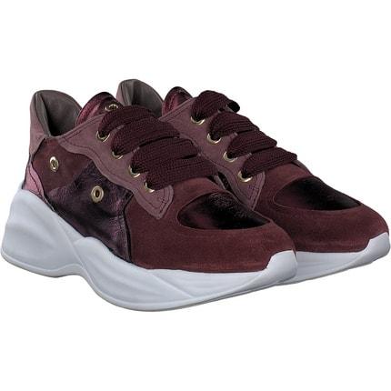 Maripe - Sneaker in Bordeaux