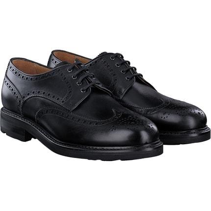 Ralph Harrison Classic - Schnürschuhe in schwarz