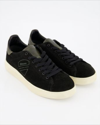 Blauer - Sneaker in schwarz