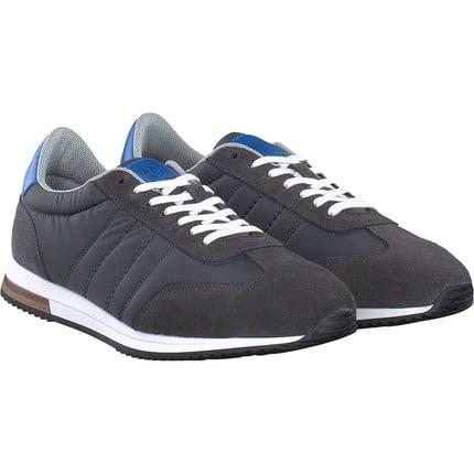 Zahira - Sneaker in blau grau