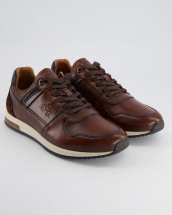 La Martina - Sneaker in braun