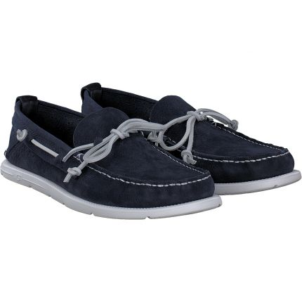 UGG - Beach Moc Slip On in blau