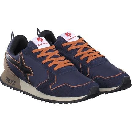 WIZZ - Sneaker in blau