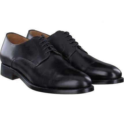 Berwick - Schnürschuhe in schwarz