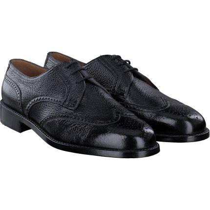 Gravati - Schnürschuh in schwarz