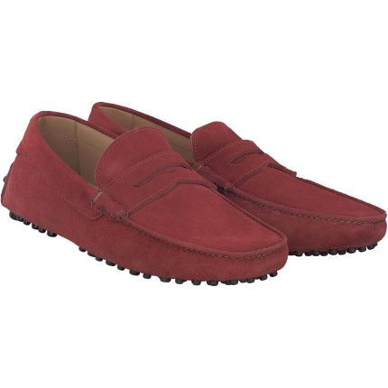 Konstantin Starke - Slipper in rot