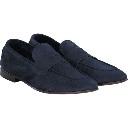 Henderson - Slipper in blau