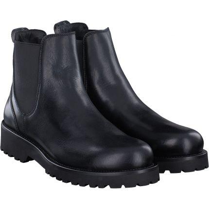Woolrich - Chelsea Boot in schwarz