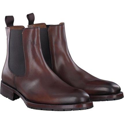 Ralph Harrison Edition - Chelseaboots in braun