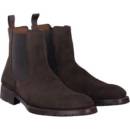 Ralph Harrison Edition - Chelseaboots in braun