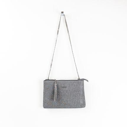 L.Credi - Tasche in silber