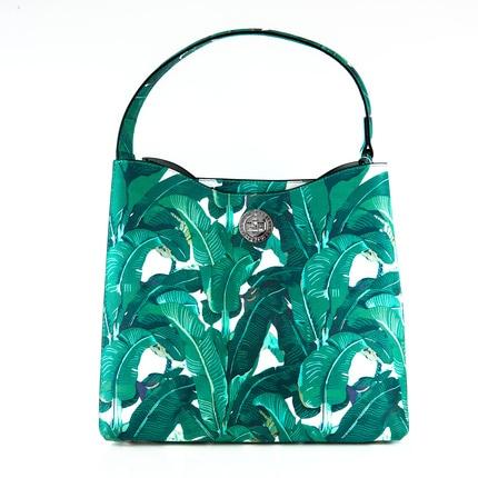 L.Credi - Tasche in grün