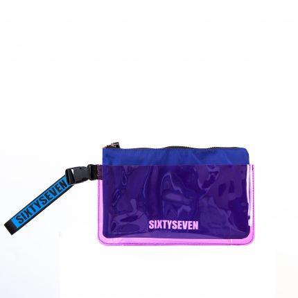 Sixtyseven - Vitalic in blau