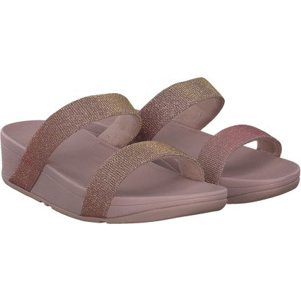 Fitflop - Lottie glitzy in rose