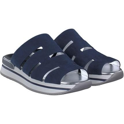 Hogan - Pantolette in blau