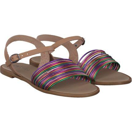 Zahira - Sandale in mehrfarbig