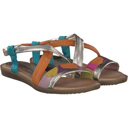 Andrea Sabatini - Sandale in mehrfarbig