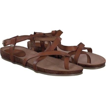 Fred de la Bretoniere - Sandale in braun
