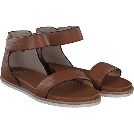 Trumans - Sandale in cognac