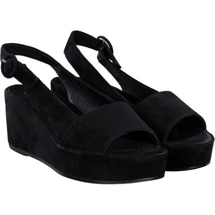 Högl - Sandale in schwarz