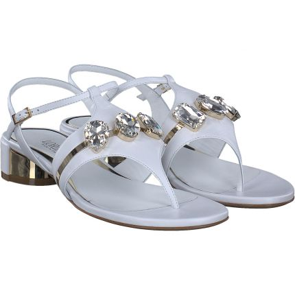 Loriblu - Sandale in Weiß