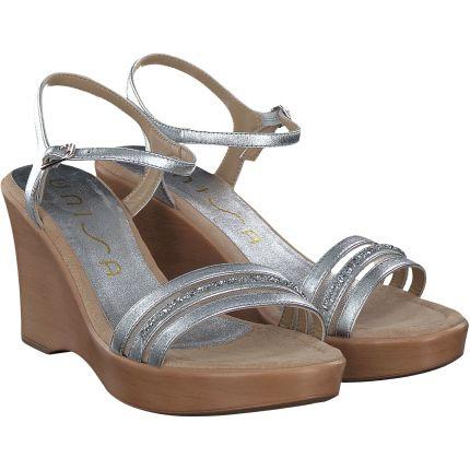 Unisa - Sandale in Silber
