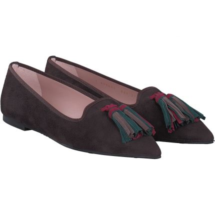 Pretty Ballerinas - Loafer in braun