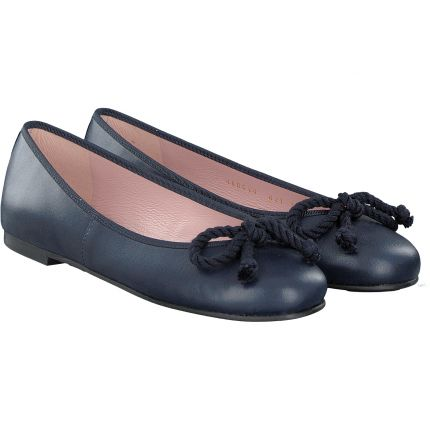 Pretty Ballerinas - Ballerina in blau