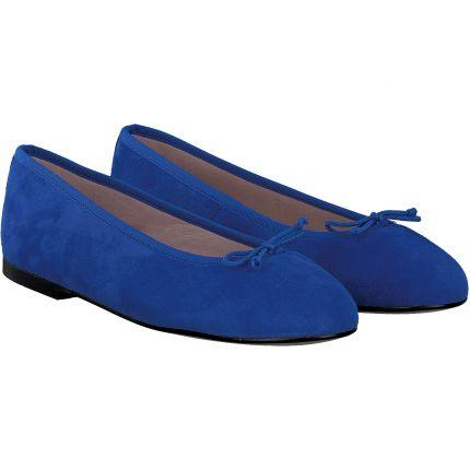 Terry - Ballerina in blau