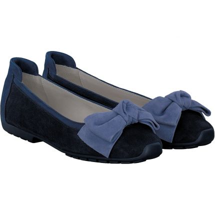 Mania - Ballerinas in blau