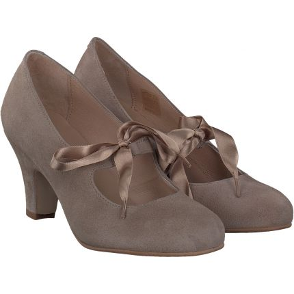 Andrea Puccini - Pumps in taupe