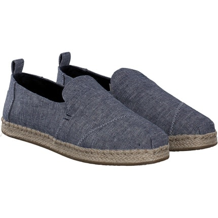 Toms - Deconstructed in blau